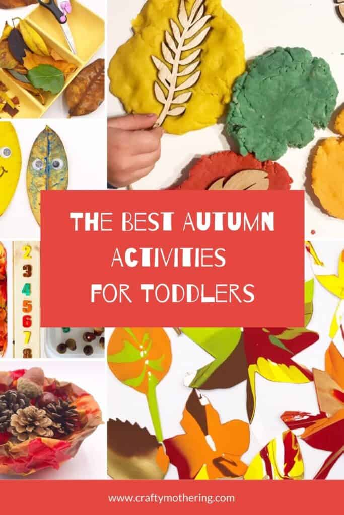 the best autumn activities for toddlers