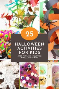 25 fun halloween activities for kids free printable